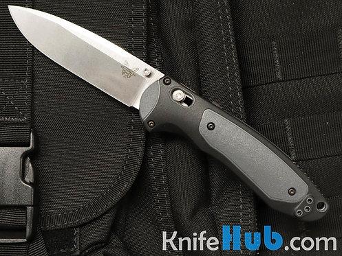 Benchmade Boost Satin CPM S30V Blade Black Handle 590