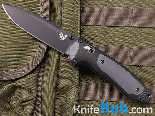 Benchmade Boost Black CPM S30V Blade Black Handle 590BK