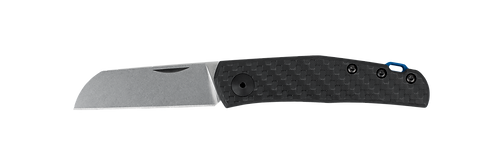 ZT Anso 0230 Slip Joint Stonewash CPM 20CV Blade Carbon Fiber Handle