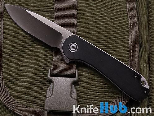 Civivi Knives Elementum Linerlock Ebony C907D Folding Knife