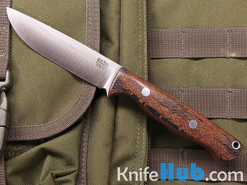 Bark River Knives Gunny Hunter CPM 3V Copper Sycamore