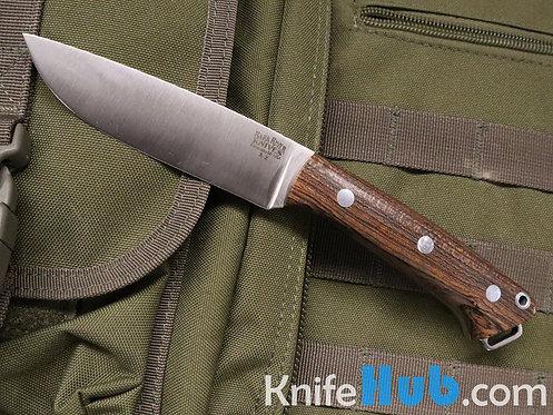 Bark River Knives Fox River Bocote A2 Fixed Blade Knife