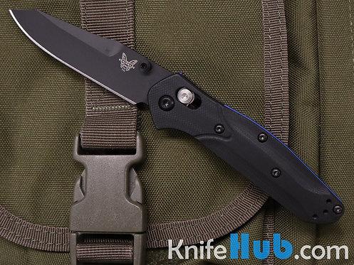 Benchmade Mini Osborne 945BK-1 Black CPM S30V Blade Axis Lock
