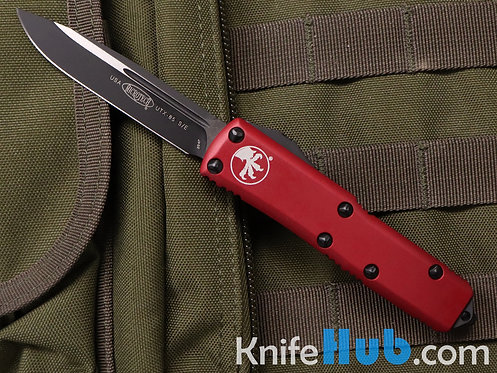 Microtech UTX-85 S/E RED Standard 231-1 RD