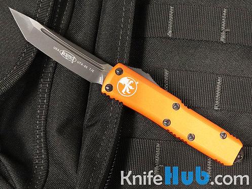 Microtech UTX-85 T/E Orange Standard 233-1 OR