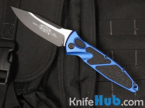 Microech Socom Elite Auto S/E Blue Standard 160A-1 BL