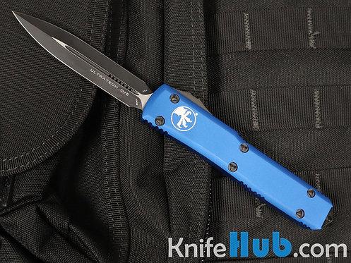 Microtech Ultratech D/E Blue 122-1 BL