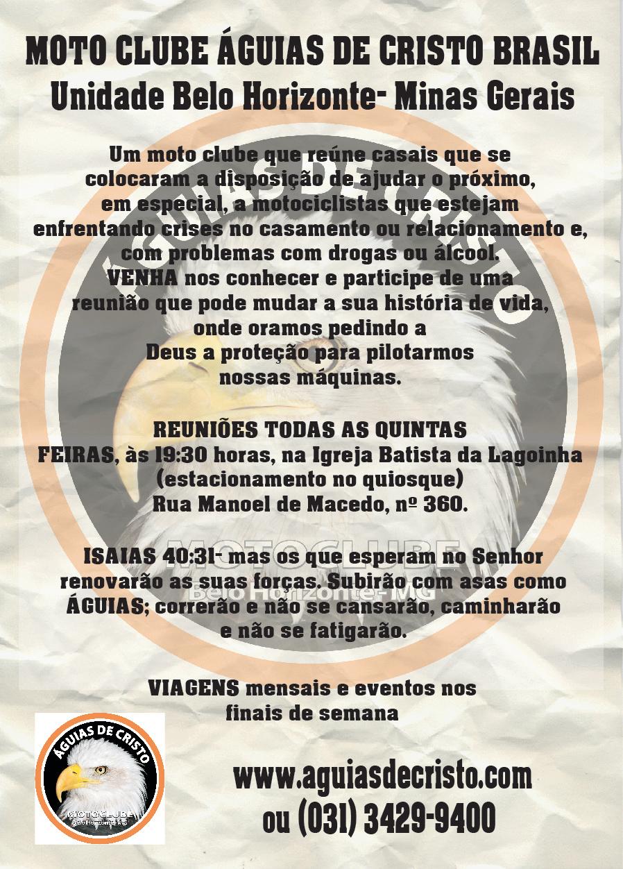 AGUIAS DE CRISTO - 10X15