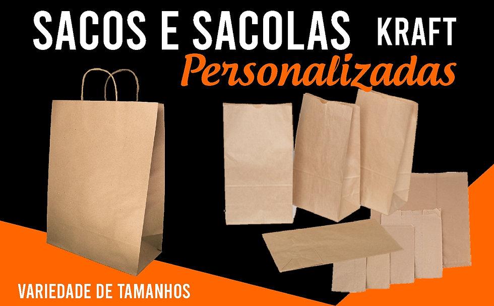 Site Folheto Fácil Home Sacos e Sacolas.