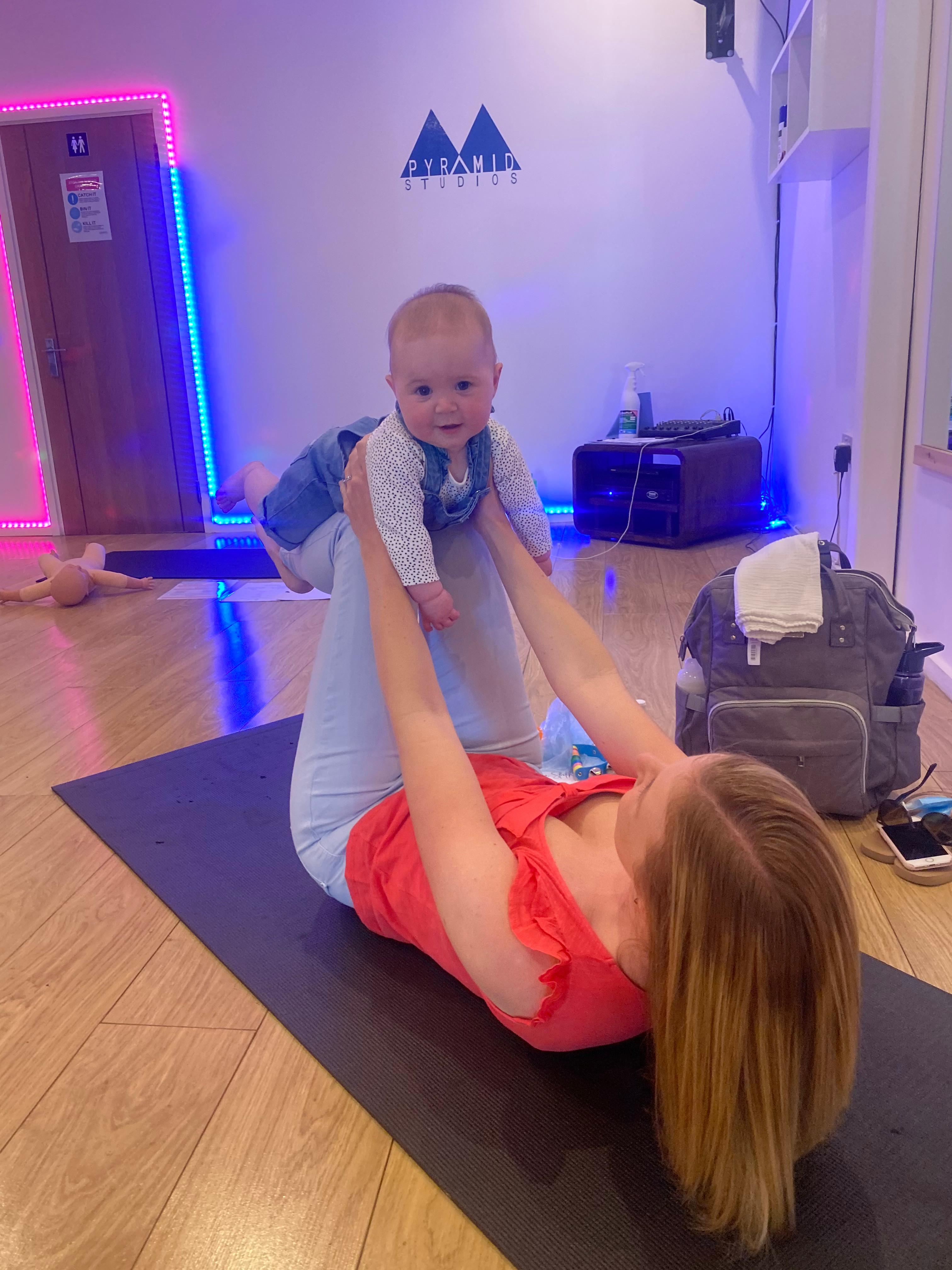 Massage, Stretch & Play