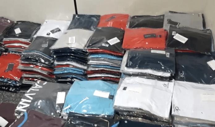 PRF apreende mais de R$ 160 mil em produtos sem nota fiscal na Fernão Dias