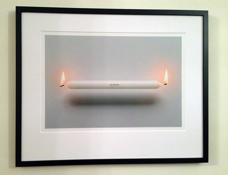 Karen Ay EndPoint framed