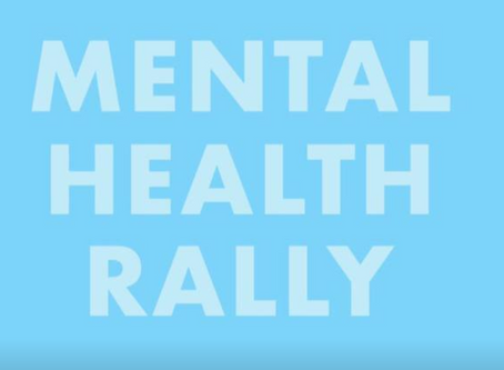 Youth Taking Action: Sophrosyne and The Mental Health Rally