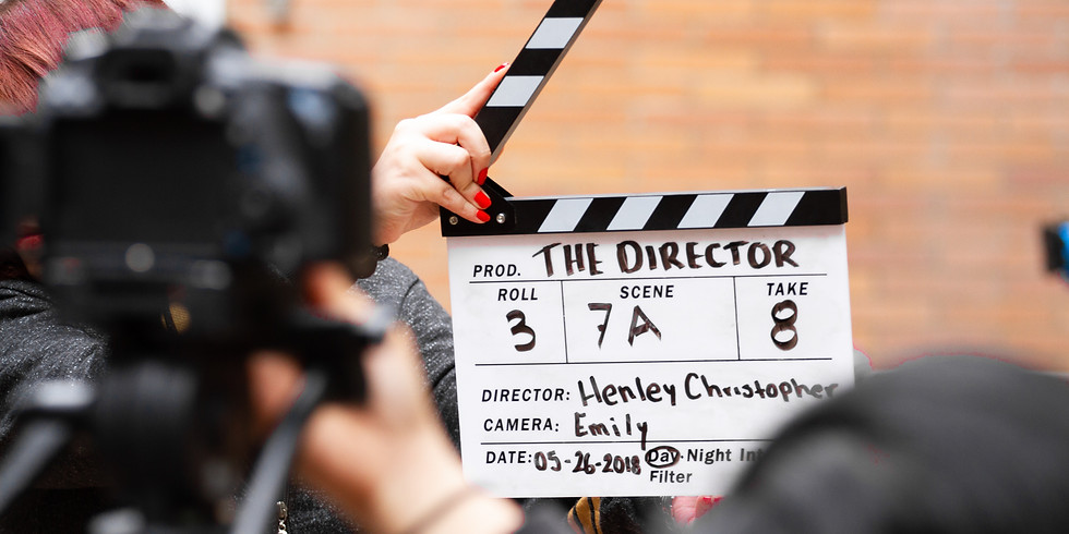 Zoominar mit Casting Direktorinnen Tina Rinderspacher & Maya Kvetny