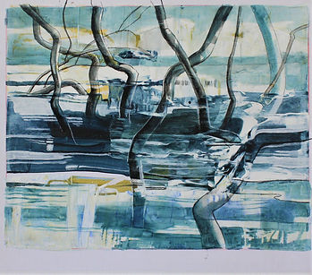 wynnumm mangroves II drawing.jpg