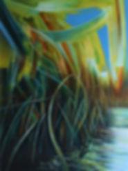 Brisbane Mangroves II 2019 Acrylic Mixed
