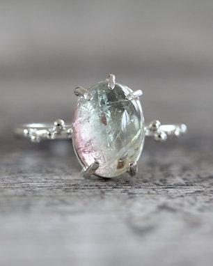 Embrace Tourmaline Ring