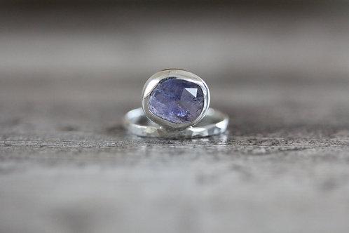 Balance Tanzanite Ring