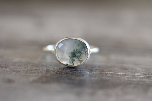 Wrap Agate Ring