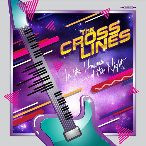 The Crosslines - In the Heaven of the Night LP