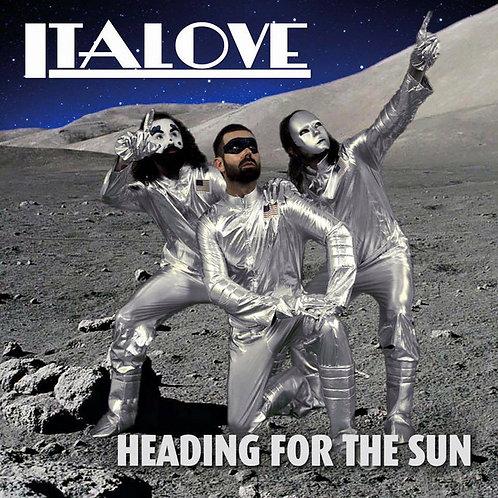 Italove – Heading For The Sun (Blue vinyl)
