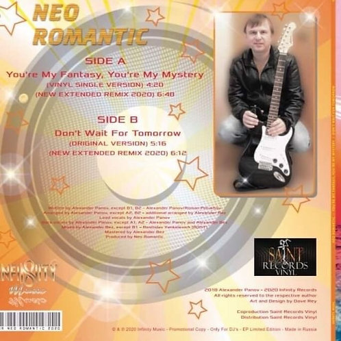 Neo Romantic - You're My Fantasy You're My Mystery