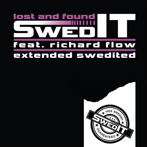 Swedit featuring Richard Flow - Lost and Found