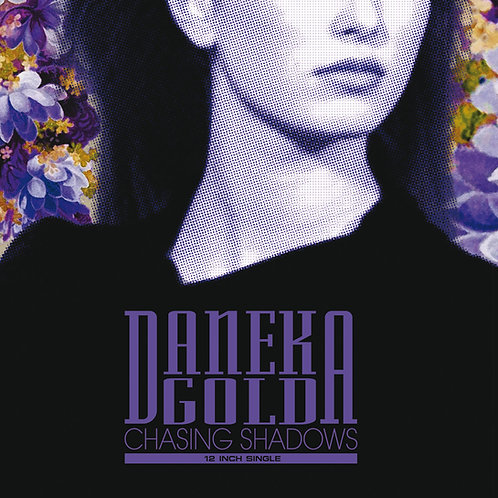 """Daneka Gold - Chasing Shadows - 12"""" Deep Purple . Limited to 100 copies only"""
