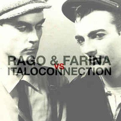 """Rago & Farina vs Italoconnection - 12"""" colored vinyl"""
