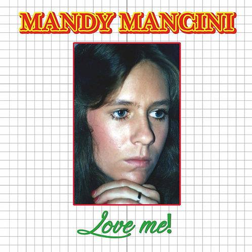 "Mandy Mancini - Love Me - 12"" Green Transparent"