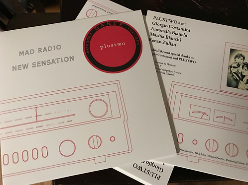"Plustwo - ""Mad Radio/New Sensation"