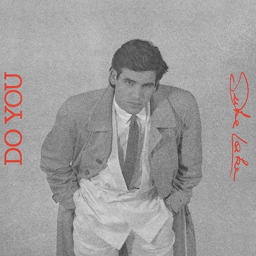 """Duke Lake - Do You - 12"""" Grey & black vinyl. Limited edition of 100 copies only!"""
