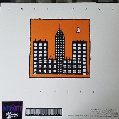 master of hi nrg vol 1 / Far East Connection/ entourage - clear vinyl