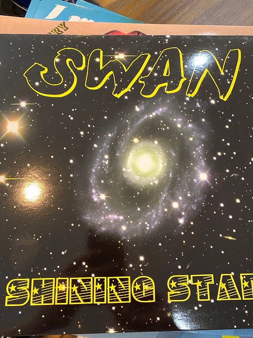 "Swan - Shining Star - 12"" grey vinyl"