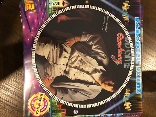 "David Lyme - Playboy / Bambina - 12"" pic disc"