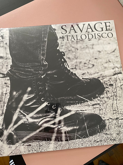"Savage - Italo Disco - 12"" vinyl"