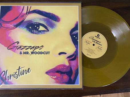 """Gazzapo - Christine 12"""" yellow vinyl"""