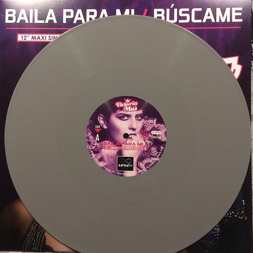 Victoria Mus - Baila Para Mi - 12 Grey vinyl