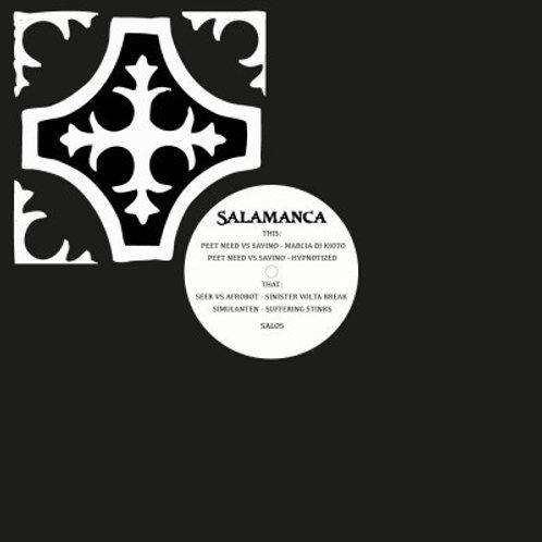 Various – Salamanca #5 black vinyl