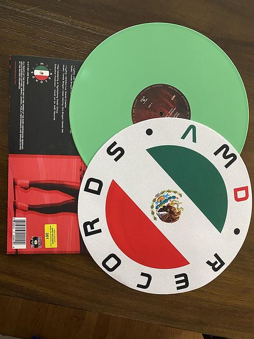 "Apolo & Luzan - Cristal - 12"" mint vinyl - Mexican edition"