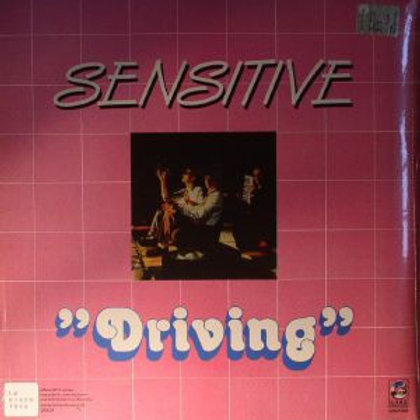 Sensitive - Driving (Yellow)