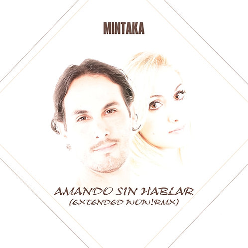 "Mintaka - Amando Sin Hablar - 12"" Ultra Clear vinyl. 150 copies only."