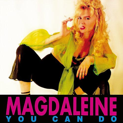 "Magdaleine - You Can Do - 12""  magenta vinyl"