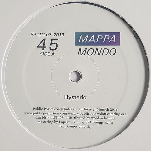 Hysteric – Mappamondo