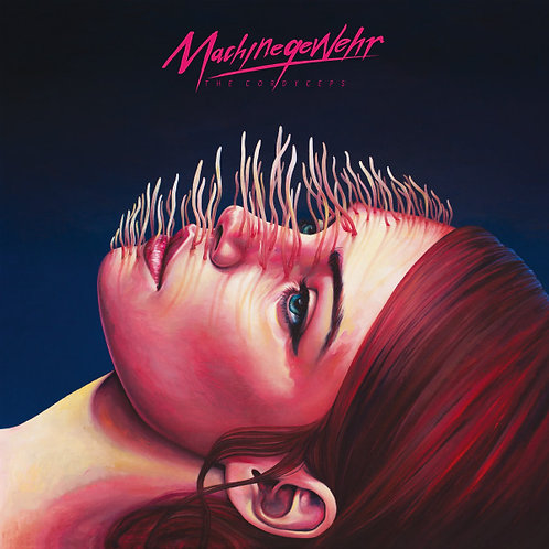 "Machinegewehr – The Cordyceps 12"" vinyl"