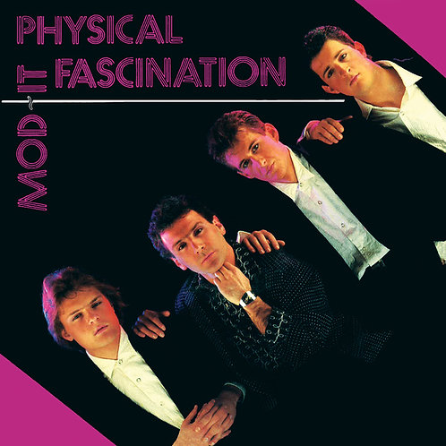 Mod-it ‎– Physical Fascination (Black)