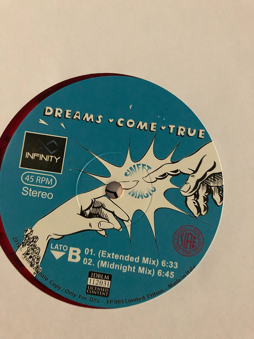 Lady D - I'm Yours Tonight / Dreams Come True - Sweet Magic