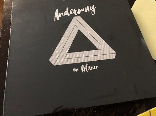 """Andermay - En Blanco - 12"""" white vinyl"""