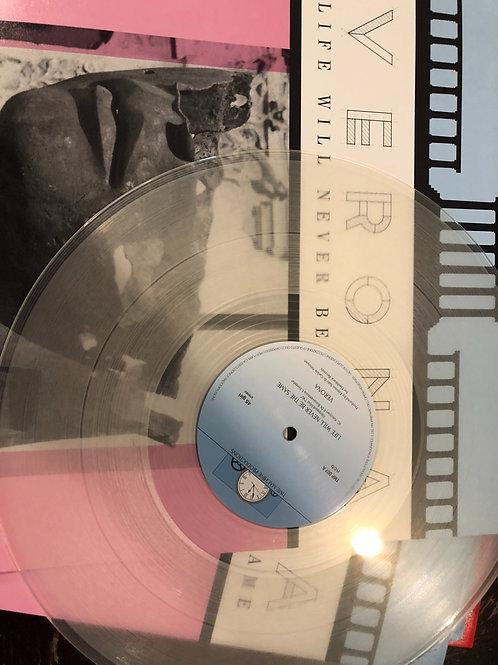 "Verona - Life will never be the same -12"" black vinyl"