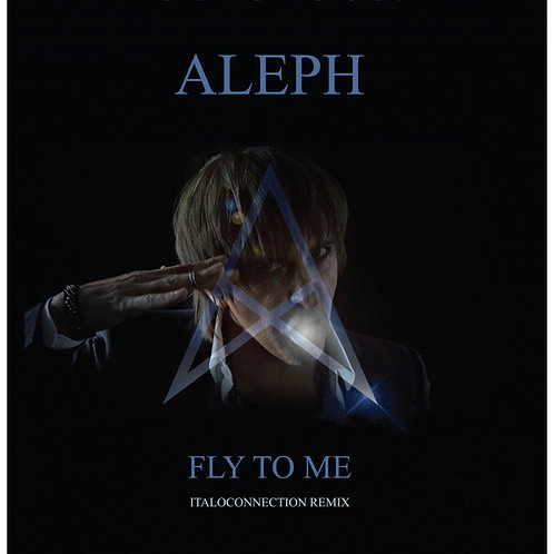 "Aleph - Fly To Me 12"" Clear vinyl"